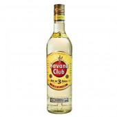 Havana Club Anejo Rum 3 Year Old 0,7L
