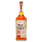 Wild Turkey Kentucky Straight Bourbon 101 Proof 0,7L