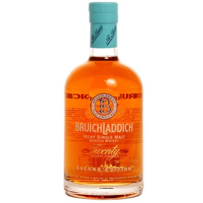 Bruichladdich 20 Y.O. Second Edition 0.7 L