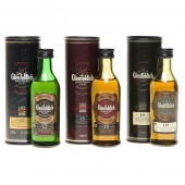 Glenfiddich Collection 3 φιάλες Χ 0,2L
